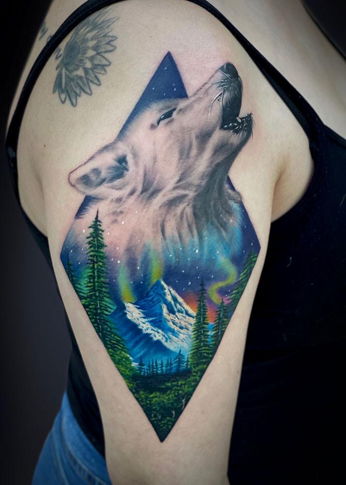 best tattoos in Vegas