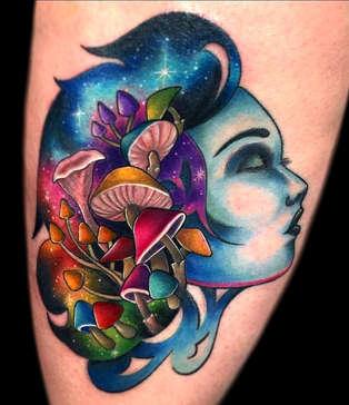 Las Vegas Tattoo Artist Josh Herrera