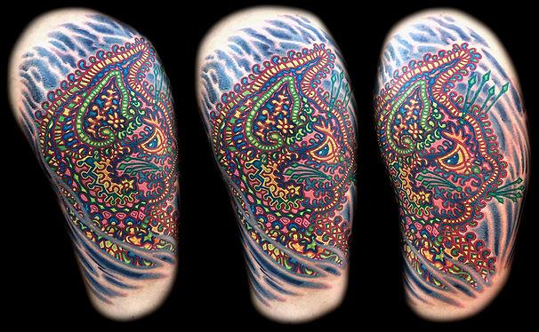 best tattoo artist in las vegas joe riley