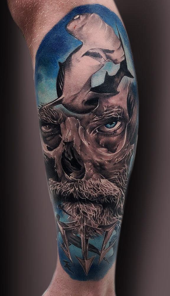 realistic portrait tattoo artists las vegas