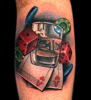 Las Vegas Tattoo - Artist - Josh Herrera