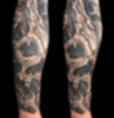 Biomech Skull Tattoos Best Biomechanical Tattoo Artist