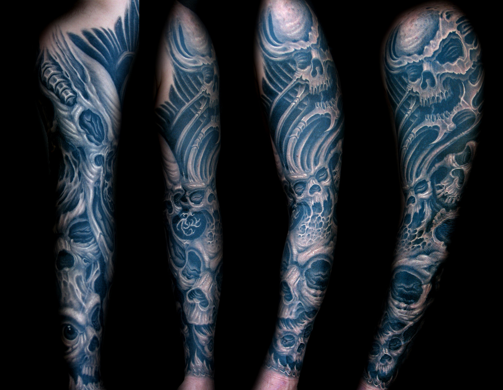 a7c2860f33a27 biomech-skull-tattoos-sleeve-joe-riley-best-las-vegas-tattoo -shops-artists-inner-visions-tattoo-henderson.jpg