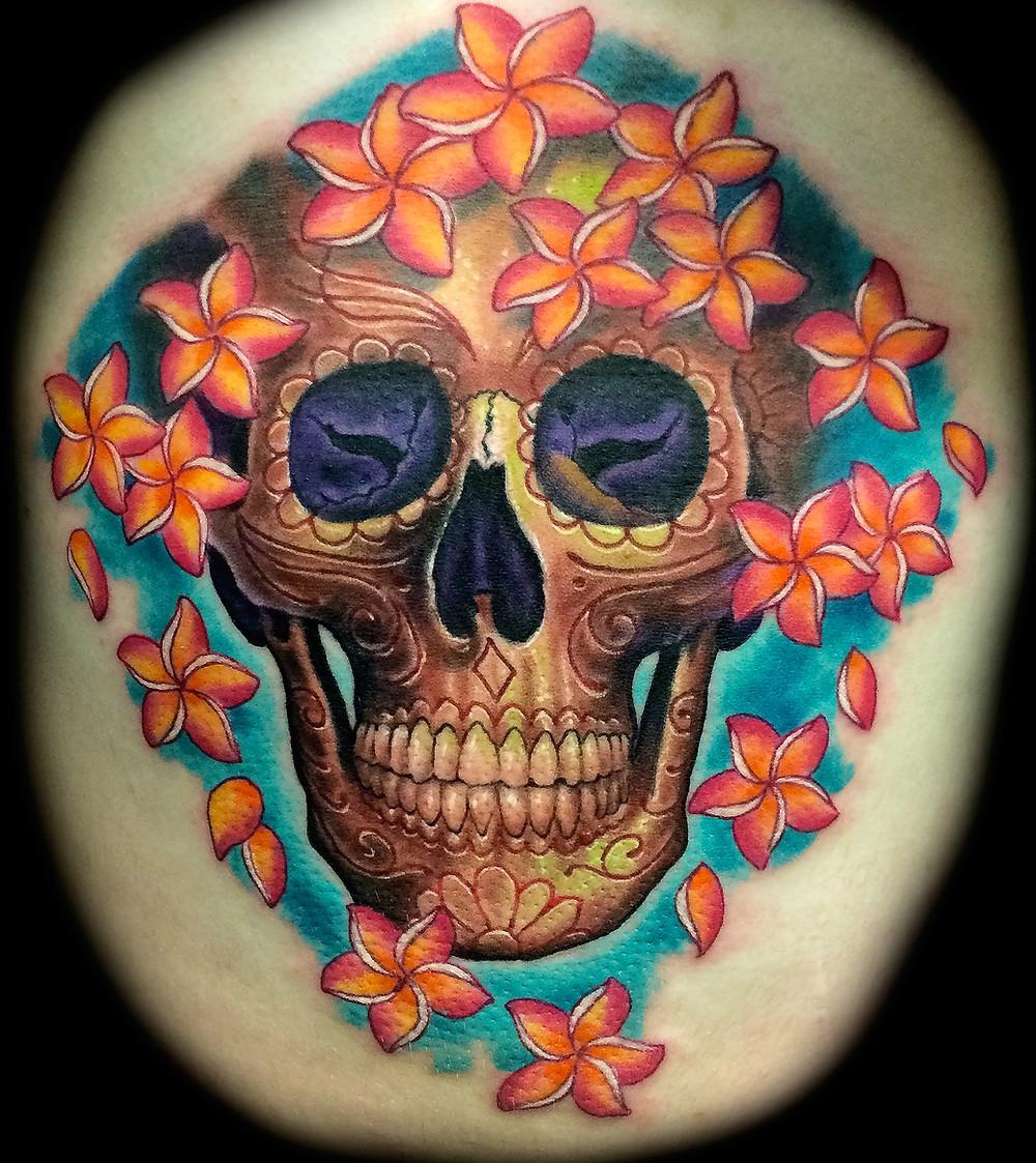 Skull Tattoos Inner visions tattoo shops in las vegas joe riley best tattoo artist henderson