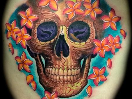 WIN A $1,000 Tattoo by JOE RILEY