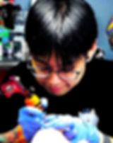 las vegas tattoo artist rainey wu