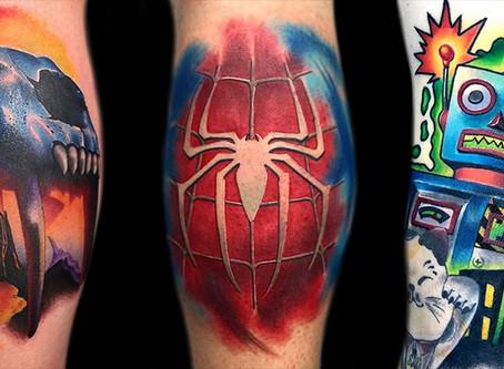 Las Vegas Tattoo Artist Josh Herrera - New Artist Alert
