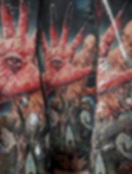 las vegas tattoo artist