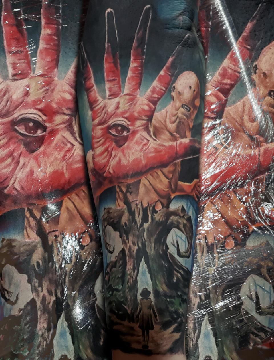 best las vegas portrait tattoo artist