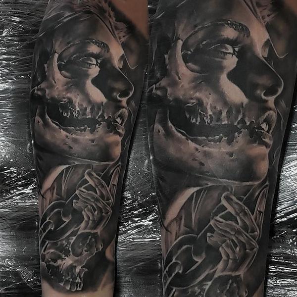 las vegas tattoo artist portrait tattoos