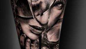 Dark Art Tattoos