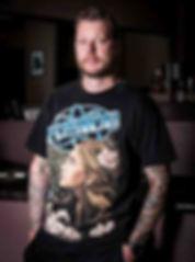 best Las Vegas Tattoo Artist, Joe Riley, Inner Visions Tattoo