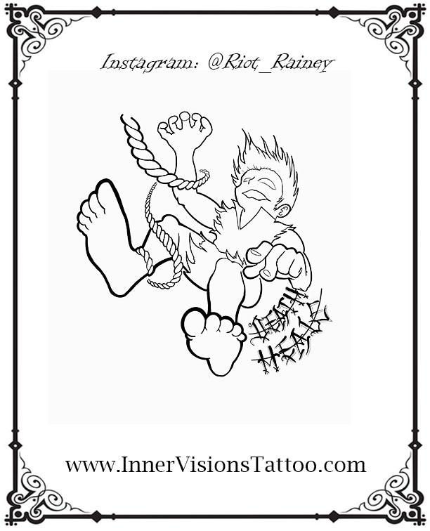 vegas tattoos