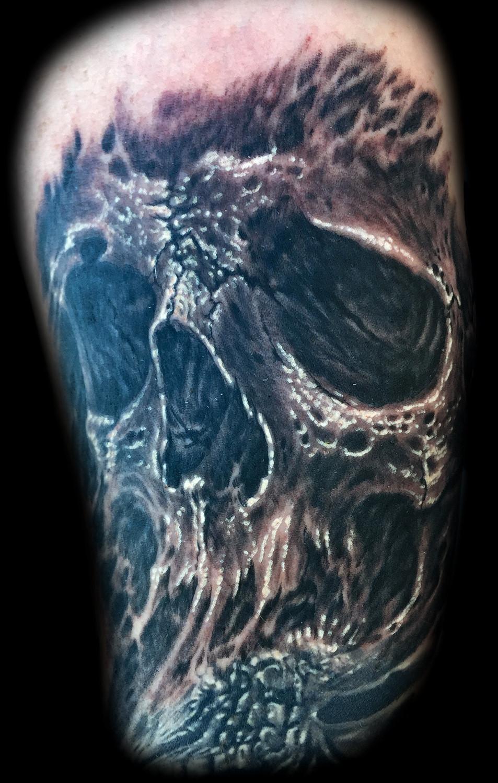 Skull tattoos best tattoo shops in las vegas near me inner for Tattoo shops in henderson