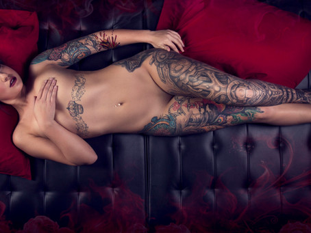 The Pain/Pleasure Paradox in Life and Tattoos