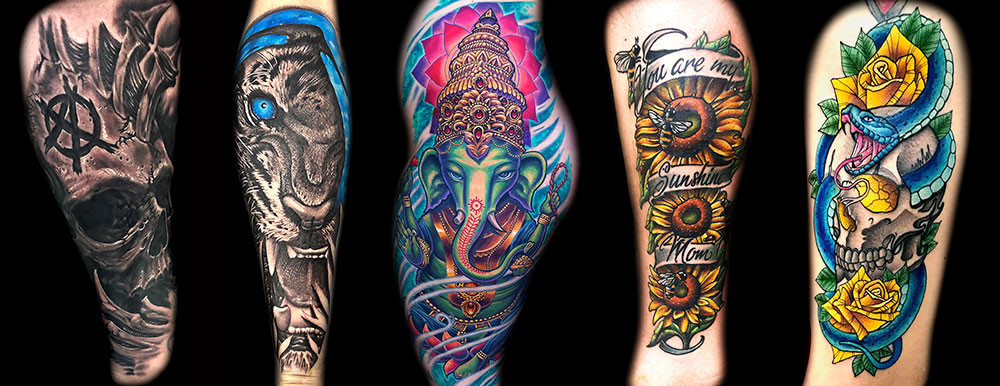 custom tattoo shops in las vegas