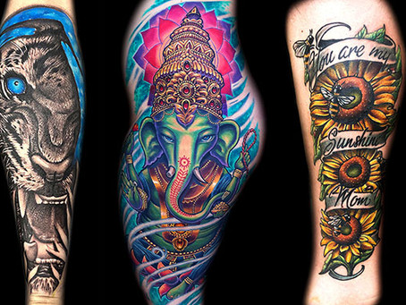 Custom Tattoos in Las Vegas - Inner Visions Tattoo