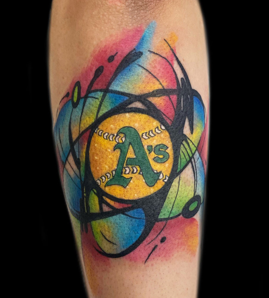 Best Water Color Tattoo Artist Las Vegas