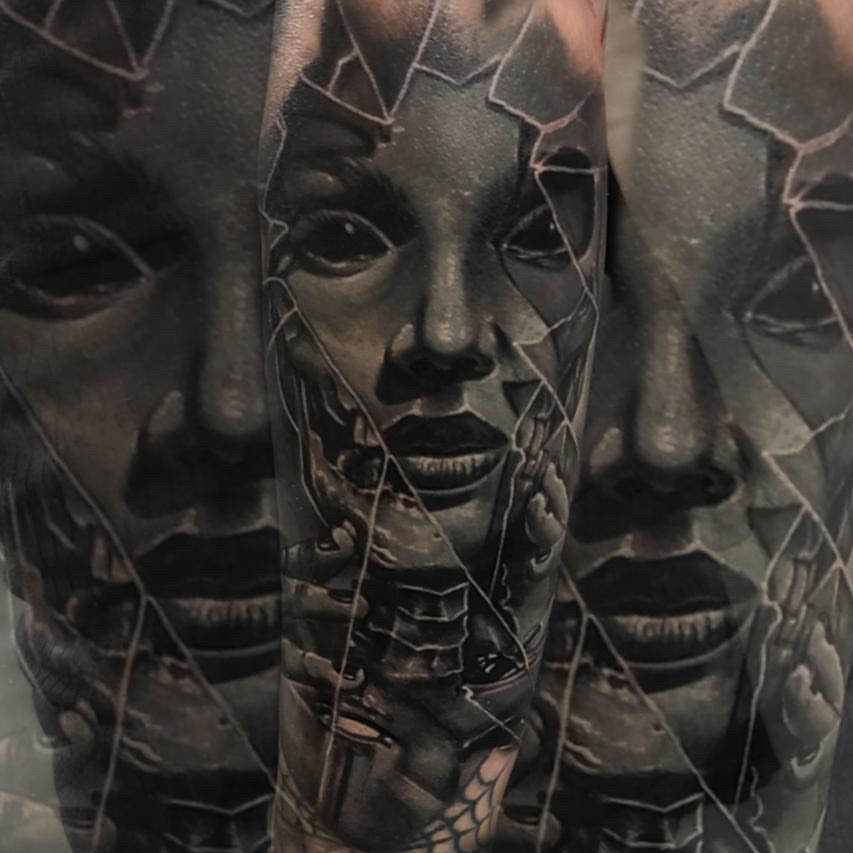 best portrait tattoo artist las vegas