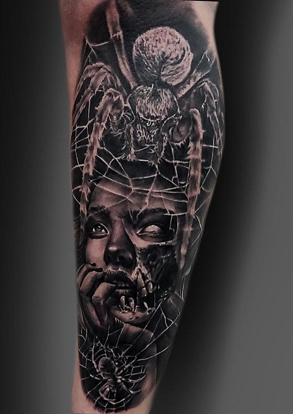 portrait tattoo shops las vegas strip