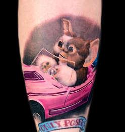 Tattoo by Josh Herrera
