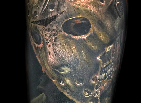 Friday the 13th Tattoos in Las Vegas