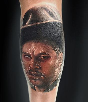 color portrait tattoo artists las vegas