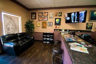 Tattoo Shops in Vegas