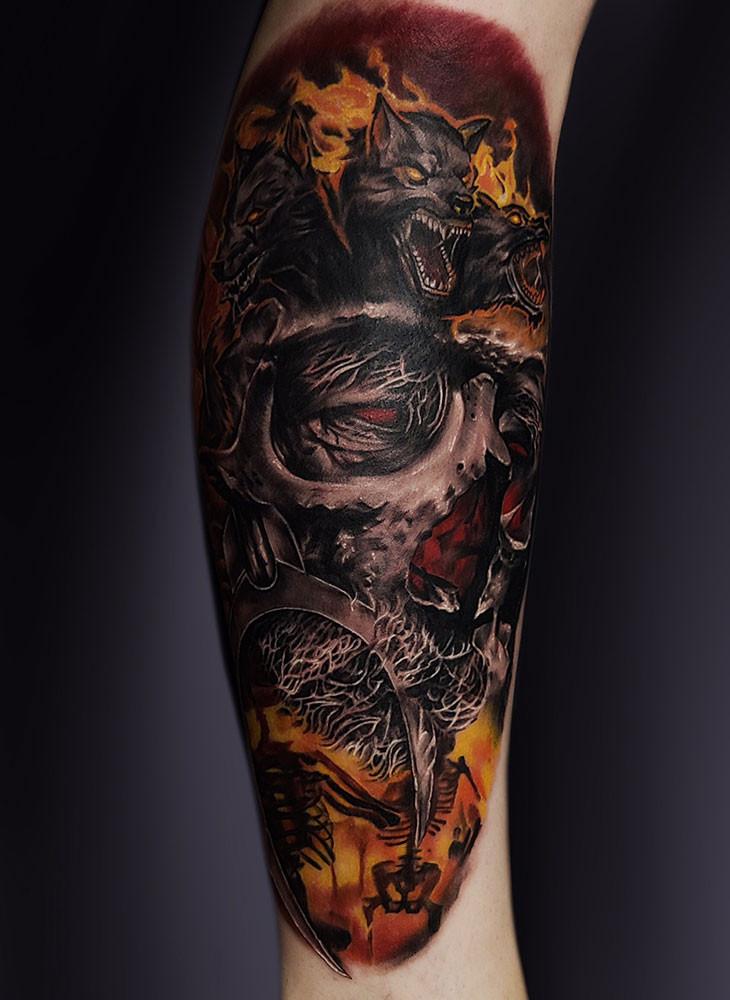 tattoo shops las vegas