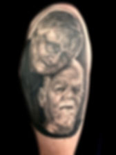 best portrait tattoo artist las vegas joe riley