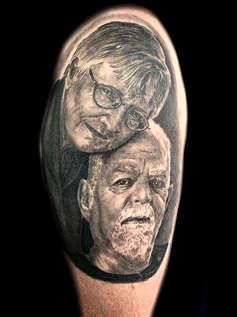 Portrait Tattoo Artist Las Vegas Joe Riley