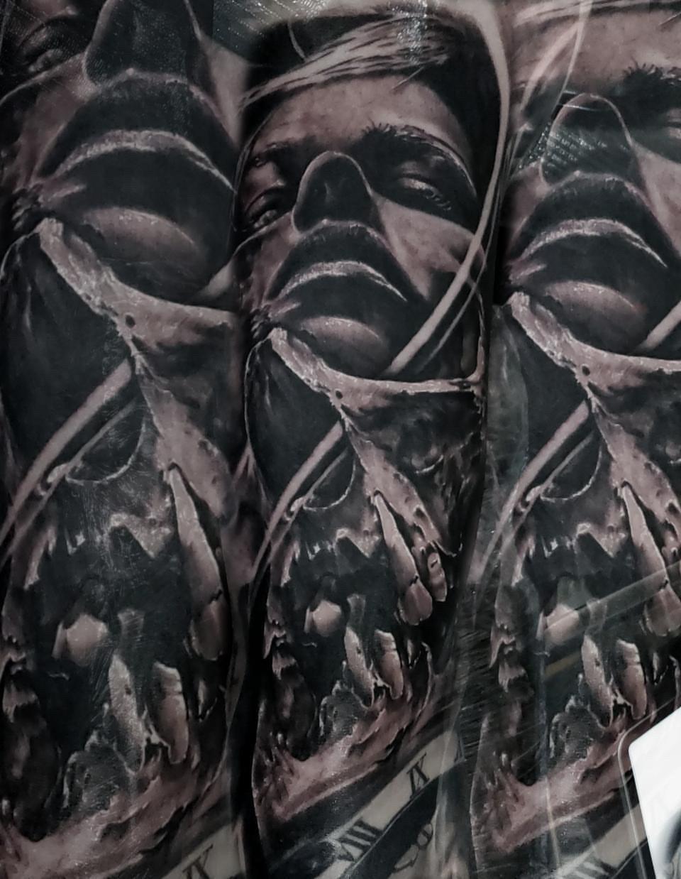 tattoo artists las vegas strip