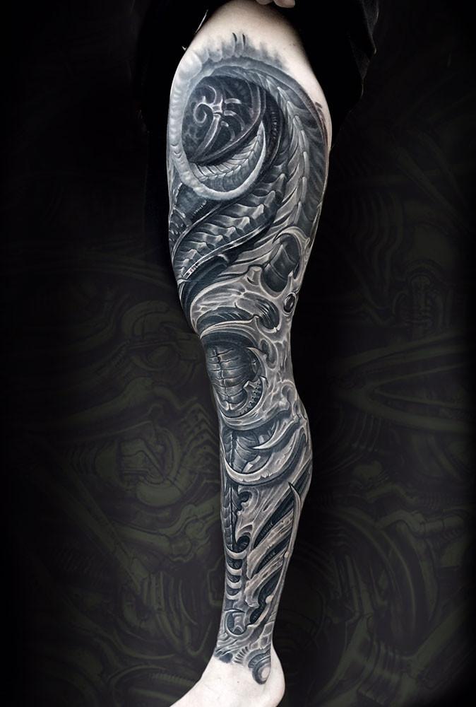 Biomech Leg Sleeve