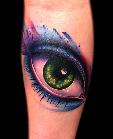 watercolor tattoos las vegas