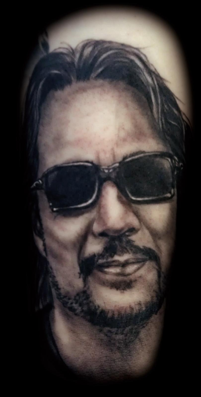 Best tattoo shops las vegas henderson strip tattoos near for Black and grey tattoo artists near me