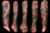 las vegas tattoo artists biomech tattoos