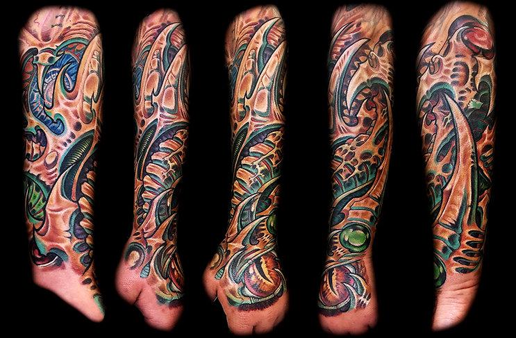 biomech-sleeve-tattoos-las-vegas-tattoo-