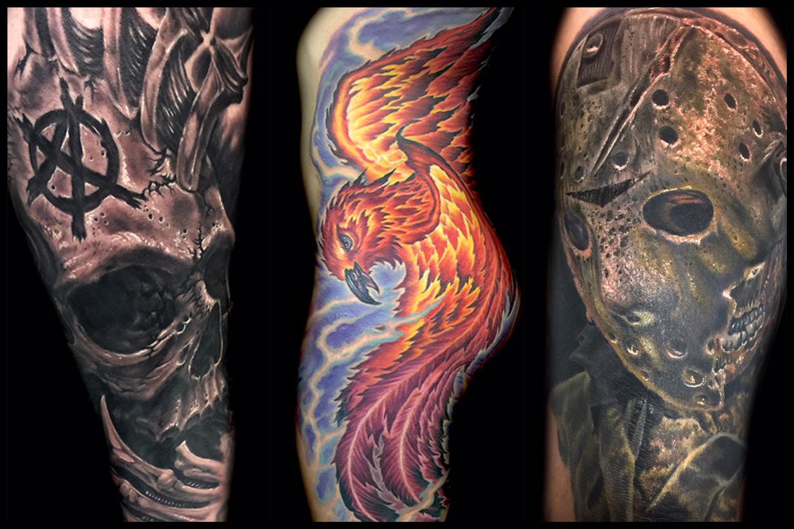 Best Las Vegas Tattoo Shops | Inner Visions Tattoo | Las Vegas Tattoos