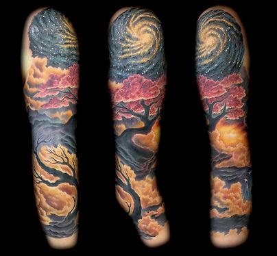 best color tattoos las vegas