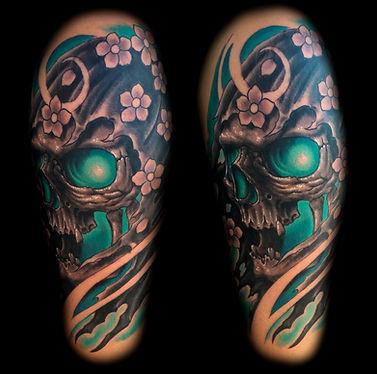 las vegas tattoo artists grim reaper tattoos