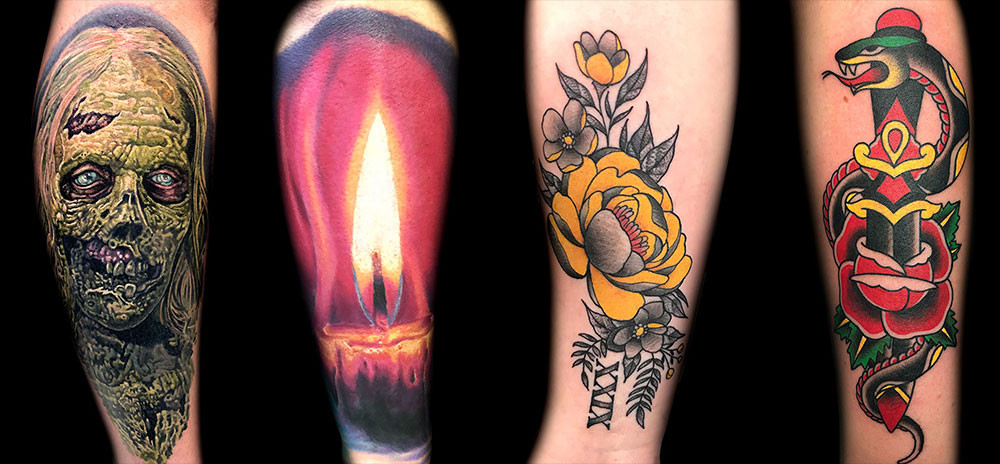 best custom tattoos las vegas
