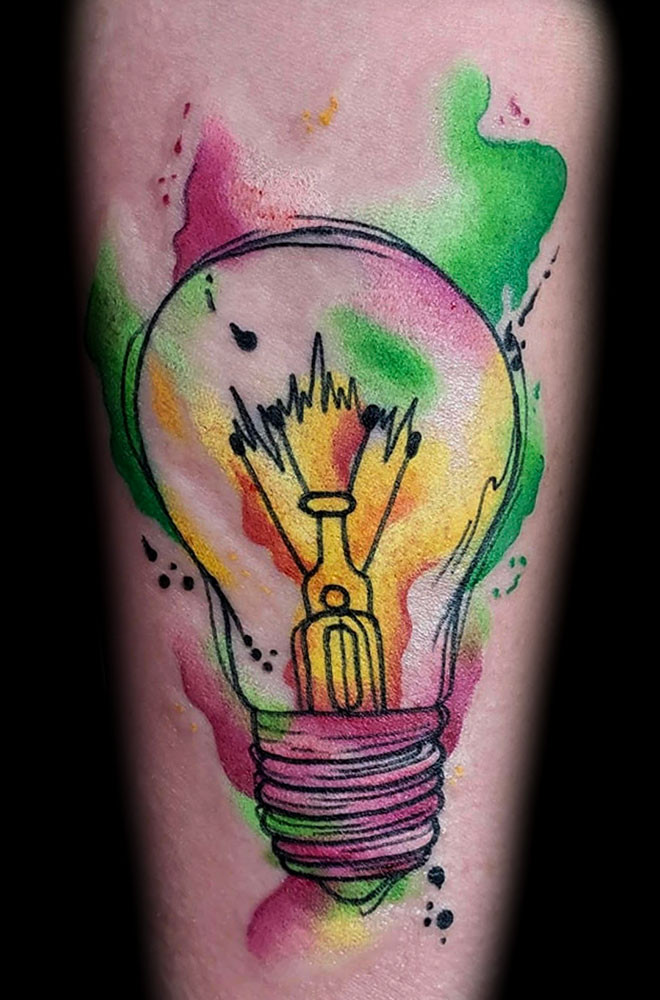 best watercolor tattoo artists