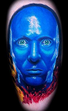 blueman group las vegas tattoos