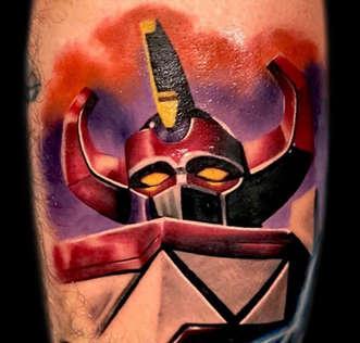Realistic Color Tattoos by Josh Herrera