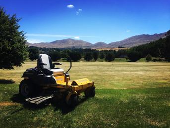 Lawn Maintenace - Empty Section