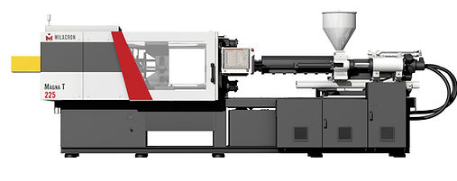 Milacron Injection Molding Press