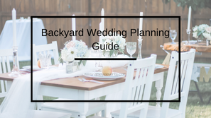 Backyard Wedding Guide