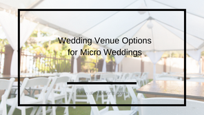 Edmonton Venue Options for Small Weddings