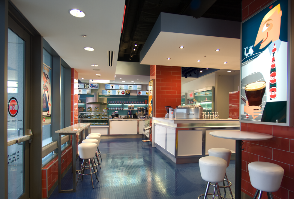 Cafe' RoM Hyatt Center - 71 S. Wacker