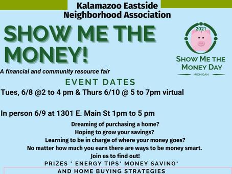 Show Me the Money Event